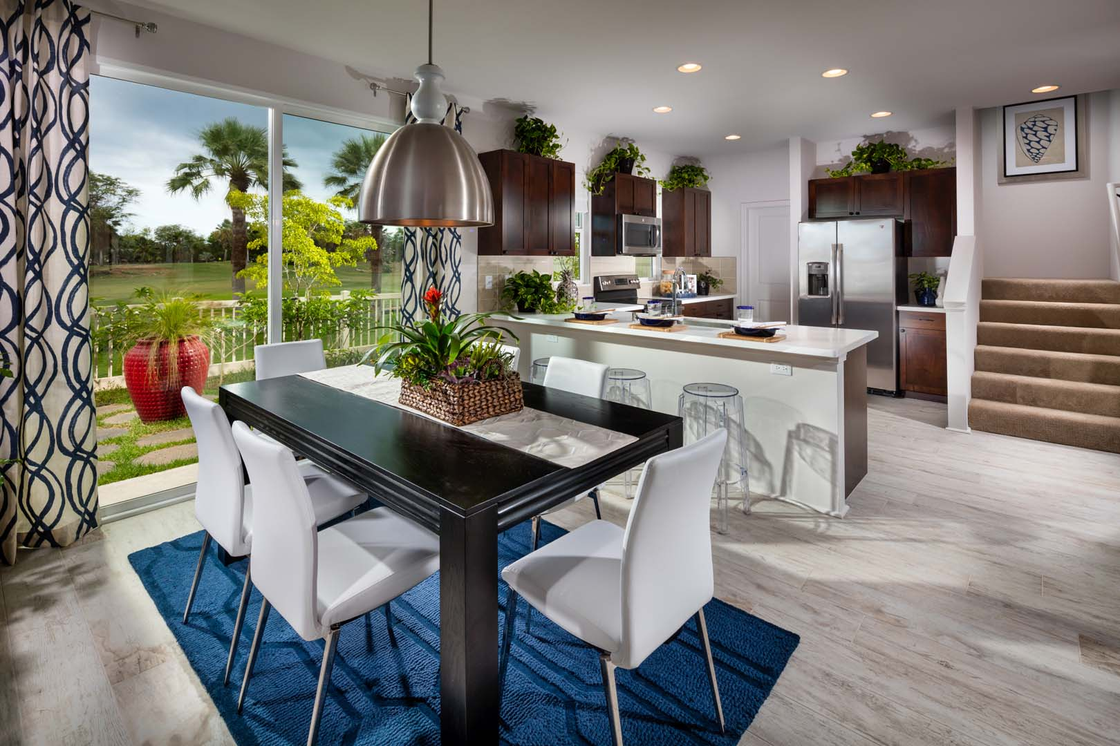 Coral Ridge Plan 3 - Kitchen