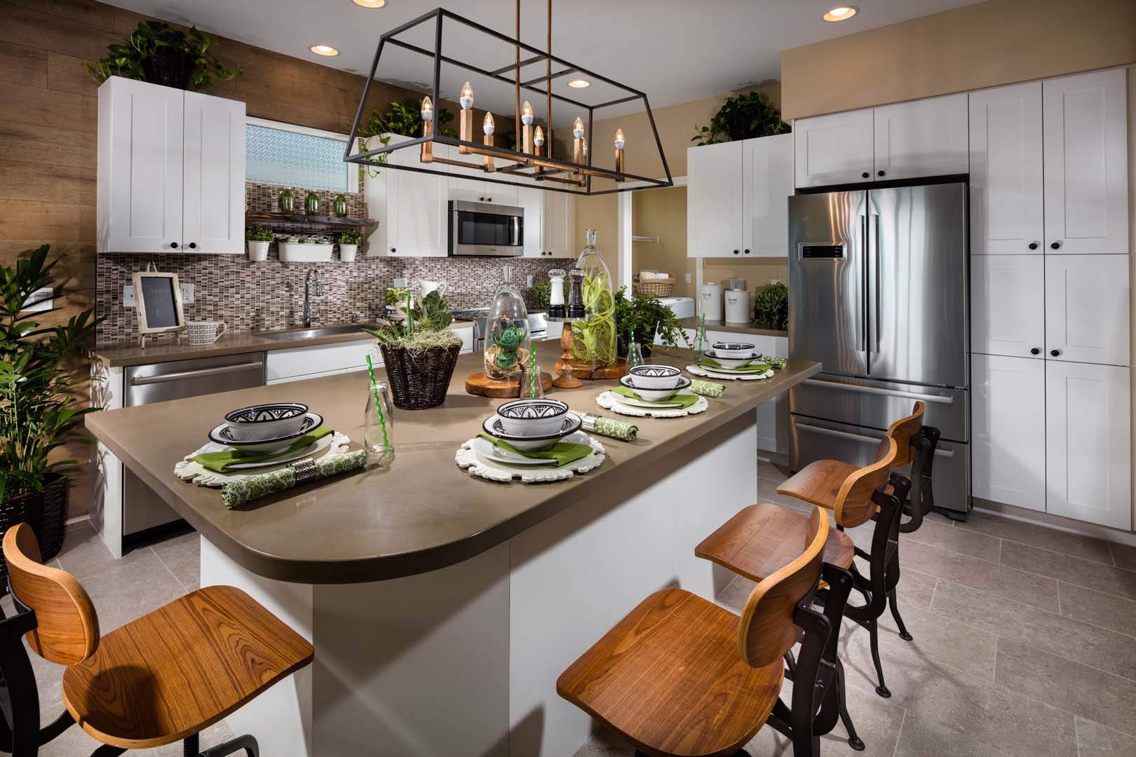 Coral Ridge Plan 2 - Kitchen