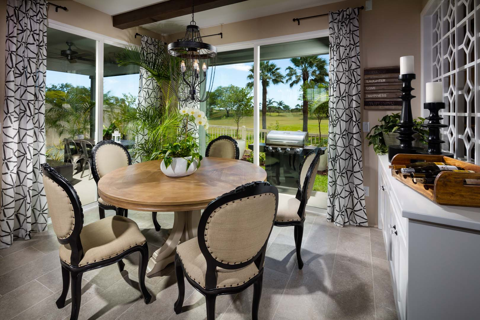 Coral Ridge Plan 2 - Dining Room