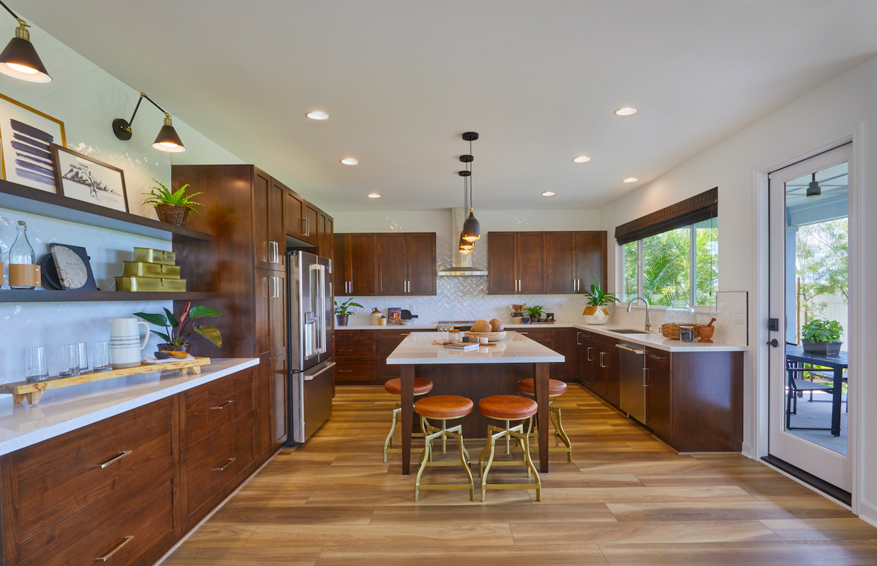 KEALI'I Plan 2 - Kitchen