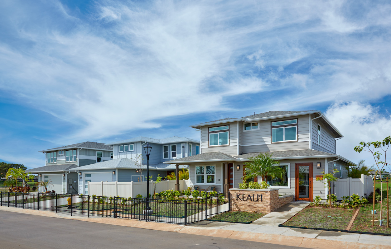 Gentry Homes - KEALI'I Community